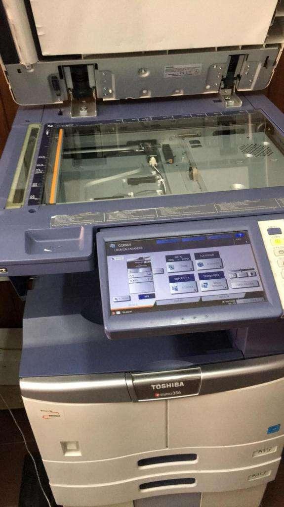 Fotocopiadora Mult Toshiba Estudio 356 0