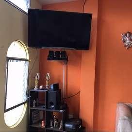 TV Sony LED 45 pulg como nuevo incluye cine en casa precio a convenir