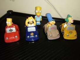 Muñecos de colección lote