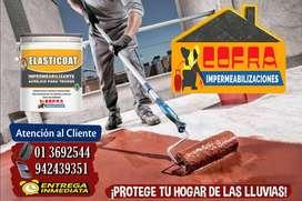 IMPERMABILIZACION LIQUIDO ALTA PROTECCIÓN
