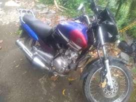 Moto ybr 115