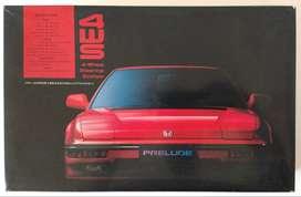 Fujimi Honda Prelude 4WS 1/24