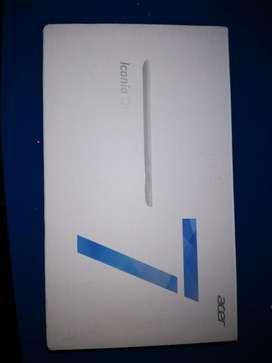 Vendo Tablet Acer Iconia One 7 Nuevo