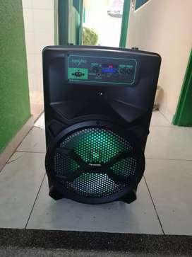Se vende cabina de sonido