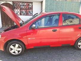 FLAMANTE AUTO AVEO ACTIVO AÑO 2011 DUEÑO