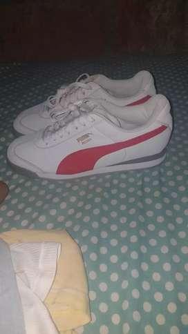 Vendo sapatos puma