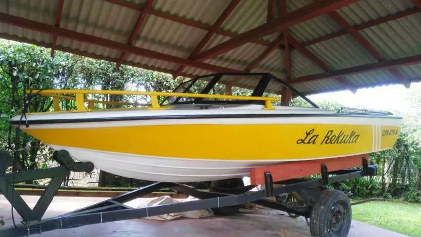 VENDO bote 16 pie 0