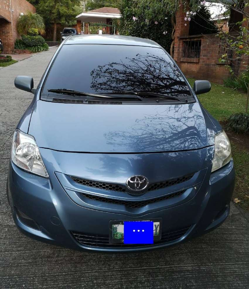 Yaris 2007 de agencia automovil 0