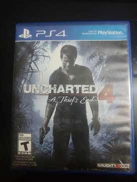 Uncharted 4 Juego