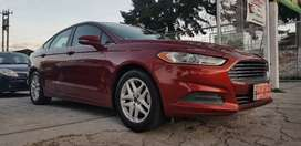 FORD FUSION 2014 SE 2.5 GAS TA 4x2 4P FULL SEDAN 22.900 NEGOCIABLES