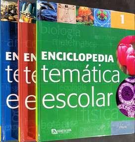 Enciclopedia Temática Escolar 2do. Y 3er. Ciclo