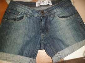 Vendo Short de Jeans