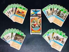 Cartas Super Trumpf Star Collection Motos Ronda