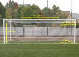 Red Arco Futbol Profesional X2 Consultar