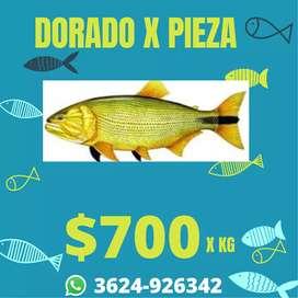 Pescados venta