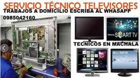Reparaciones Tv Smart