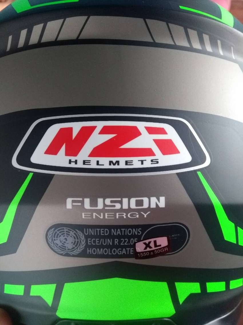 Casco NZI certificado XL 0