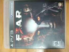 Fear 3 PS3 fisico