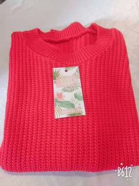Sweater talle unico( hasta un3)