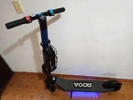 Scooter eléctrica segway