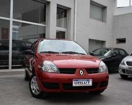 Renault Clio 1.2I Authentique Plus 2012 TRANSFERENCIA INCLUIDA