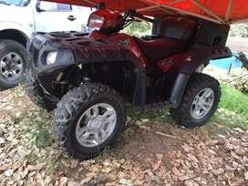 Cuatrimoto polaris sportsman 550 xp modelo 2009