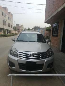 Se vende Hermosa camioneta great wall haval h3