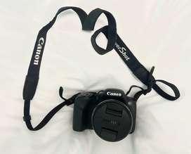 Canon PowerShot SX530 HS camara compacta semiprofesional. Usada. En perfecto estado
