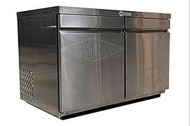 Congelador con mesa de trabajo SuperNordico