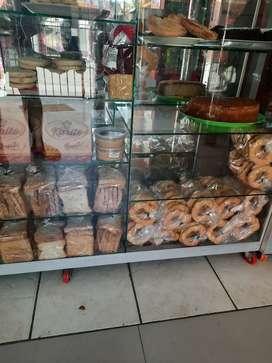 Se requiere maestro panadero , buen ambiente de trabajo .