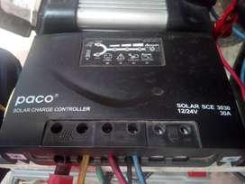 Regulador panel solar PACCO