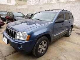 Jeep Grand Cherokee Limited 2006 full equipo Motor HEMI 5700cc 4x4
