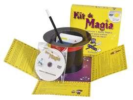 kit de magia - trucos -magia-juegos de magia-mago tato , set de magia