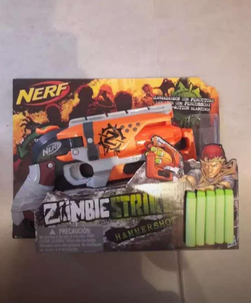 Nerf ZombieStrike Hammershoot 0