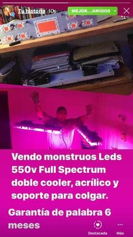 LED FULL SPECTRUM 550w!