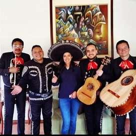 Las mejores serenatas de tu mariachi siempre para ti