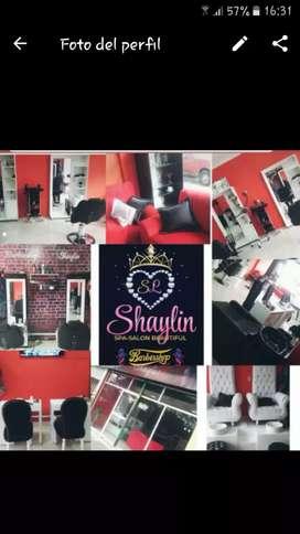 Solicito estilista para salón de belleza barbeshop y spa Shaylin
