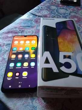 Samsung A 50 libre
