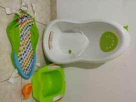 Bañera de bebé Fisher Price