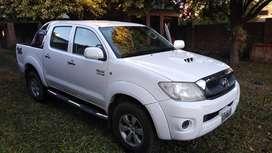 TOYOTA HILUX SRV 4x4 2009