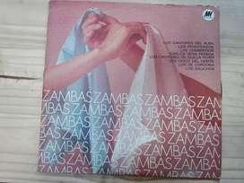 Disco de Vinilo Zambas