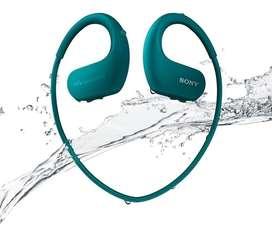 MP3 SONY 4GB NW-WS413. Resistente al agua. NUEVOS!!!