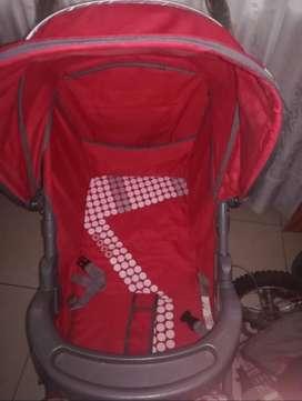 Coche Rojo Bebe