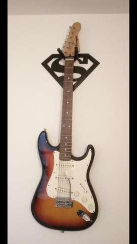 Soporte para guitarra o bajo