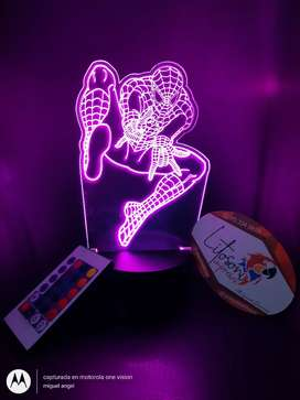 Lámparas personalizadas