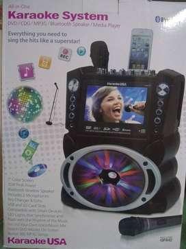 Karaoke System completo