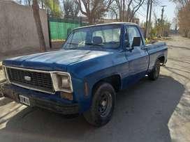 Vendo mi camioneta Chevrolet C10 1974