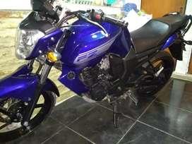 Yamaha fz16 muy linda impecable con solo 24.273 km