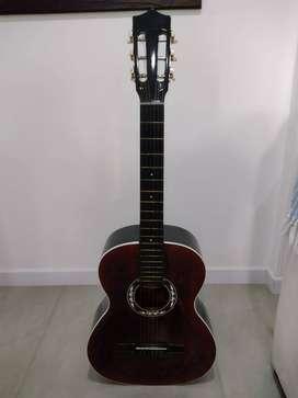 Venta de guitarra acústica + estuche