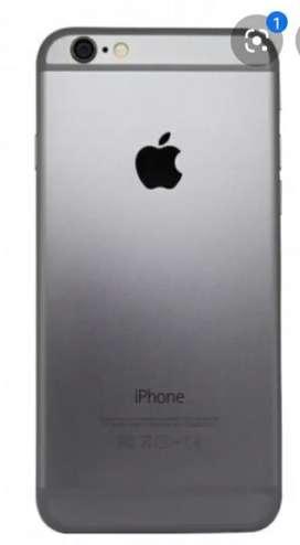 Vendo iPhone 6 execelente Estado